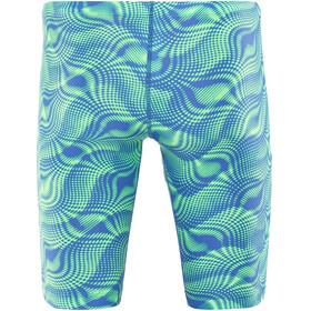 Nike Swim Wave zwembroek Heren groen
